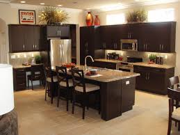 kitchen cabinet refurbishing ideas modern brown kitchen cabinet remodeling design ideas thraam