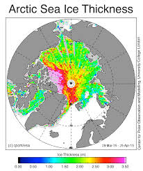 Arctic Ocean Map May 2015 Arctic Sea Ice News And Analysis