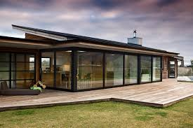 Modern Box House by Great Windows And How This House Is Not Just A Boring Square Box