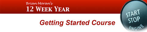 12 week year book signup for the free getting started course now