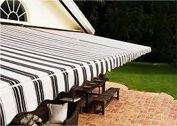 Outdoor Retractable Awnings Sunsetter Awnings Retractable Deck And Patio Awning