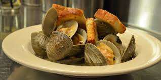 black angus thanksgiving dinner clams png