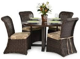 Wicker Patio Dining Table 25 Patio Dining Sets For