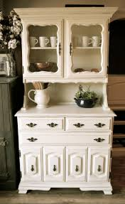 Kitchen Hutches Buffets White by Farmhouse Off White Hutch Buffet White Hutch And Buffet