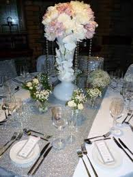 silver sequin table runner sequin table runner by simply bows and chair covers gorgeous