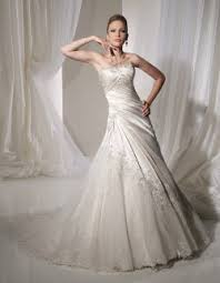2007 wedding dresses review of mon cheri wedding gowns