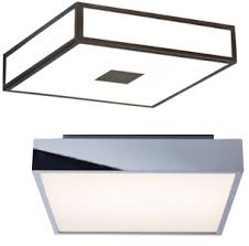 Ceiling Lights For Bathrooms Square Bathroom Lights Playmaxlgc