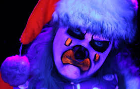 scary santa gives you nightmares in pittsburgh haunted house youtube