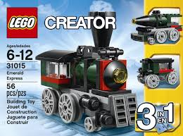 amazon com lego creator 31015 emerald express discontinued by
