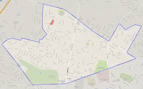 Cherry Hill Mall Map Orthodox Jewish Cherry Hill West Side Eruv And East Side Eruv