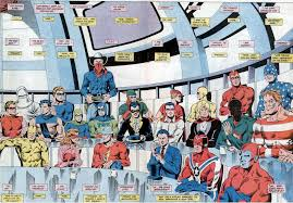 Dc Comics Map Image All Star Squadron 007 Png Dc Database Fandom Powered