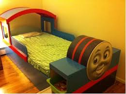 Thomas Train Bed 10 Steps Pictures