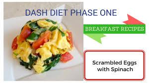 the dash diet plan dash diet meal plan phase 1