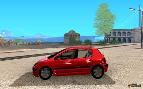 peugeot 307 hdi for gta san andreas