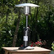 Table Top Gas Patio Heater Tabletop Propane Heaters Powder Coated Bronze Tabletop Propane