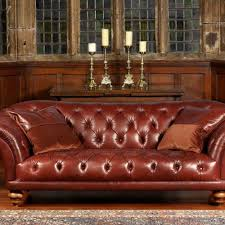 canap chesterfield 2 places cuir canapé chesterfield en cuir en tissu 2 places ribchester