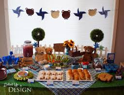 teddy decorations