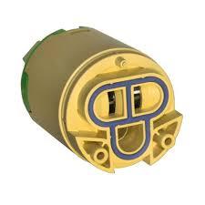Bathroom Faucet Valve Replacement Hj 40 Faucet Cartridge Replacement 40mm Diameter Amazon Com