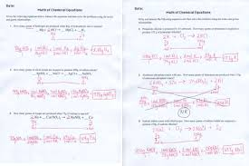 1 mathematics of chemical reactions