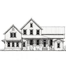 Allison Ramsey House Plans New Farmhouse House Plan C0594 Design From Allison Ramsey Architects