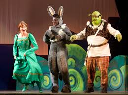 Shrek 3 Blind Mice Ogres And Lawyers At Theatre Under The Stars The Peak