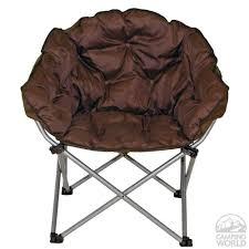 Folding Garden Chairs Argos Amazon Com Xl Outdoor Club Chair In Chestnut Brown Folding