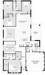 Villa Designs And Floor Plans Best 25 Single Storey House Plans Ideas On Pinterest Sims 4