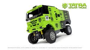 lego technic truck sariel pl tatra dakar truck