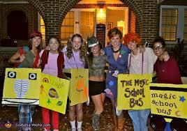 Halloween Costume Magic Bus Halloween Costume Idea Groups