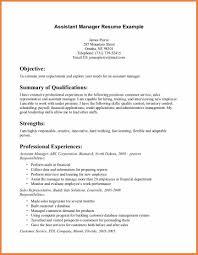 supervisor resume sample retail management obje peppapp