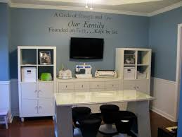 Two Desks In One Office Office Home Office Ideas For Two 25 Best Two Person Desk Ideas