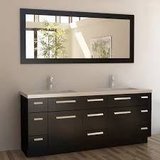 Home Design Depot Miami Bathroom Ideas Modern Double Bathroom Vanities Under Two Framed