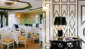 kelly wearstler interiors bergdorf goodman restaurant