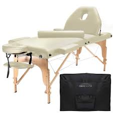 portable physical therapy table amazon com saloniture professional portable massage table with