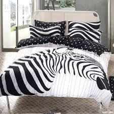 Queen Zebra Comforter Zebra Print Quilt Covers 2017 Spring And Summer Warm Cotton
