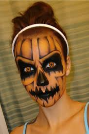 Halloween Guide 2013 20 Awesomely Scary Makeup Ideas Women