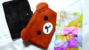 diy passport holder wallet easy and cute sew or no sew i