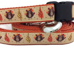 thanksgiving collar 1 inch wide adjustable