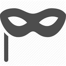 mask masquerade carnival incognito mask masquerade icon icon