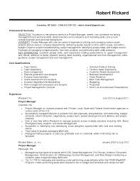 Resume Interest Examples by Management Skills List For Resume Free Resume Example And