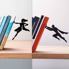 unique bookends supercouple bookends home accessories animi causa boutique