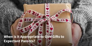 expectant gifts when is it appropriate to give gifts to expectant parents