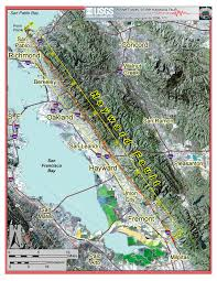 Oakland Map Is Oakland Ready For Its Next Big Earthquake Oakland North
