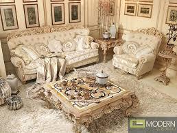 3pc italian luxury style living room sofa set bellissima 4999