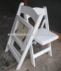 Wooden Wedding Chairs Used White Wooden Wedding Folding Chairs For Sale Buy Used