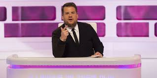 a league of their own halloween costume james corden vows never to quit a league of their own despite