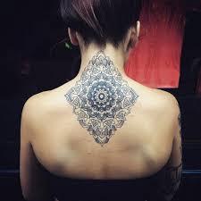 neck back mandala best design ideas