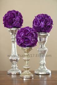 Fake Flowers For Wedding - 202 best wedding pomanders hanging and table flower balls images