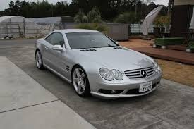 2002 mercedes benz sl500 amg look with service history auto