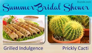 Bridal Shower Centerpieces 10 Refreshingly Creative Bridal Shower Theme Ideas For Summer
